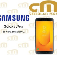 Samsung Galaxy J7 Duo 3/32 RAM 3GB ROM 32GB GARANSI RESMI SEIN