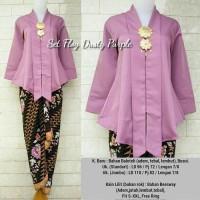 Batik Indonesia !! Setelan Kebaya Floy Kutu Baru Salem