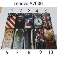 Hardcase Lenovo A7000 back Hard Case Casing Hardcase backCase