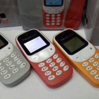 BRANDCODE B3310 Hp Nokia Model New Handphone Murah