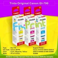 Tinta Canon GI 790 GI-790 GI790 Refill Printer G1010 G2010 G3010 G4010