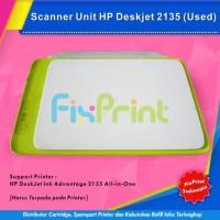 Scanner Assy Unit Printer HP DeskJet Ink Advantage 2135 All-in-One