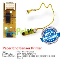 Paper End Sensor PCB Assy Printer Canon G1010 G2010 G3010 G4010 G200