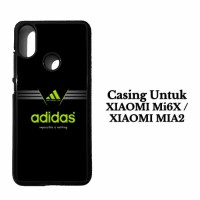 Casing HP XIAOMI MI6X MIA2 adidas imposible is nothing Custom Hard Cas