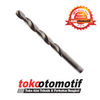 Mata Bor Besi HSS Chrome 6.0 MM JASON / High Speed Steel HSS Drill Bit