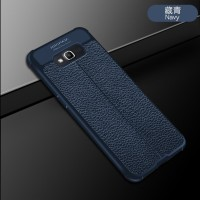 Samsung galaxy j2 Prime Leather Anti crack auto focus case