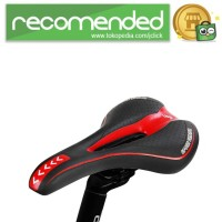 YAFEE Ya Feng Sadel Sepeda Sport MTB - Merah
