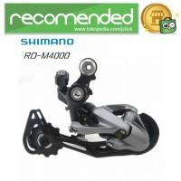 Shimano Alivio 9 Speed Rear Derailleur - RD-M4000 (OEM) - Hitam