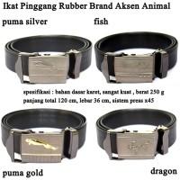 Ikat pinggang Rubber ANIMAL