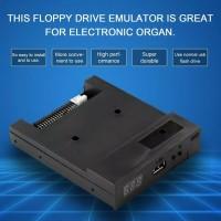 Emulator floppy drive 1.44Mb ke USB flasdisk + CD