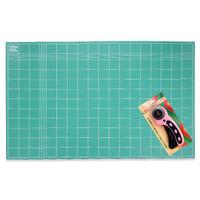 [Paket Hemat] Cutting Mat A1 (2 sisi) + Rotary Cutter Freya + Refill