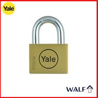 YALE Outdoor Disc Padlock 50 mm/Gembok ORI | Y117D/50/127/1