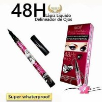 QICIY MIRACLE SLIM SUPER WATERPROOF EYELINER PEN SPIDOL