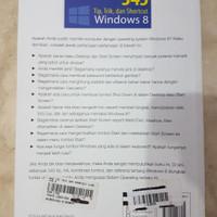 Buku Tip, Trik, dan Shortcut Windows 8