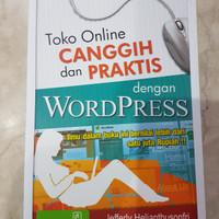 Buku Toko Online Canggih dan Praktis dengan Wordpress