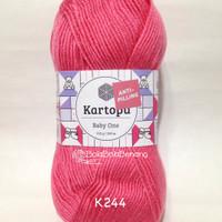 Kartopu Baby One K244 - Benang Rajut Import