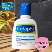 [PROMO] CETAPHIL Gentle Skin Cleanser - 125 ml