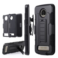 Case Belt Clip Motorola Moto Z Play Dompet/Sarung/Hp/Tas/Ikat