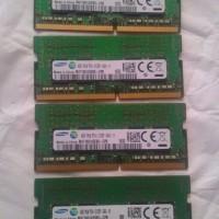Sodimm ram memory 4GB laptop ddr4 pc4 2133 SAMSUNG
