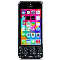 Typo 2 Keyboard Case QWERTY for Apple iPhone 5 5s SE - Black