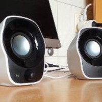 Speaker Stereo Portable Komputer Laptop LOGITECH Z120 ORIGINAL Murah