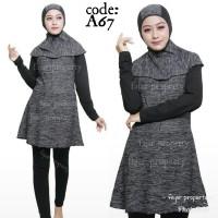 Baju renang perempuan muslim dewasa baju renang wanita anak remaja