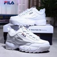 Gcj Sepatu Wanita Sneakers Wanita Original Fila Sepatu Kasual Pria 5870e92f32