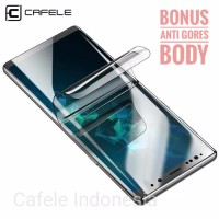 ORI Cafele Samsung Galaxy Note 9 Anti Gores Hydrogel Screen Protector