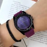Scottie Jam Tangan Quartz Wanita Fashion 8063 Leather