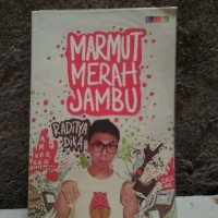 Novel Komedi Raditya Dika Marmut Merah Jambu
