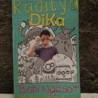 Novel Komedi Raditya Dika Babi Ngesot