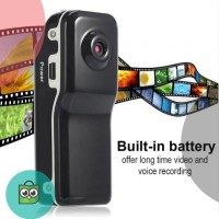 Spycam Kamera Spy Camera Thumb Mini Pengintai Kecil Tersembunyi DV