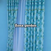Gorden#gordyn# shabby.terbaru jendela pintu minimalis
