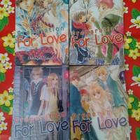 Komik Preparation for love 1-4