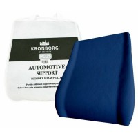 JYSK Automotive Support Pillow - Alas duduk 44X41X12CM Dark Blue