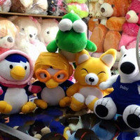 Boneka Pororo and Friends (harga per pcs)