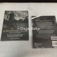 A Monster Calls (Panggilan Sang Monster) ilustrasi Jim Kay