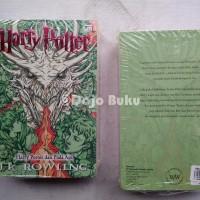 Harry Potter dan piala api (Cover Baru) - J.k. Rowling Harry Potter#4
