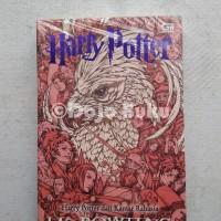 Harry Potter Dan Kamar Rahasia (Cover Baru) JK Rowling