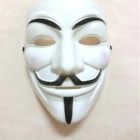 Topeng Anonymous Kualitas Biasa