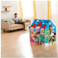 Tenda Anak Jungle Fun Cottage Wendy House - INTEX #45642