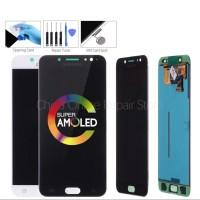 SAMSUNG Galaxy C8 Original AMOLED LCD Display Touch Screen Glass Part