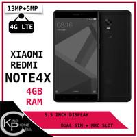 Xiaomi Redmi Note 4X 64GB RAM 4GB Garansi Distributor Platinum