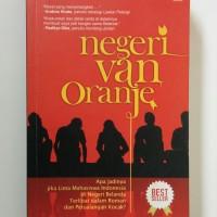 Novel Bekas Negeri Van Oranje