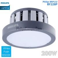 Lampu High Bay LED PHILIPS 200W Highbay BY228P 200 Watt Putih