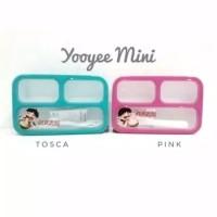Lunch Box Yooyee Mini Sekat 3