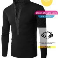 Black Alpha Long Sleeve