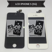IPhone 5 5G / 5S / 5C LCD + Touchscreen Bergaransi