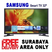 SAMSUNG Smart TV 32 Inch Quad Core HD LED Flat New [UA32N4300]