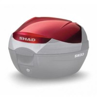 BOX SHAD SH33 COVER (RED/WHITE)